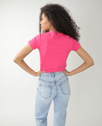T-shirt basique roser - Pimkie