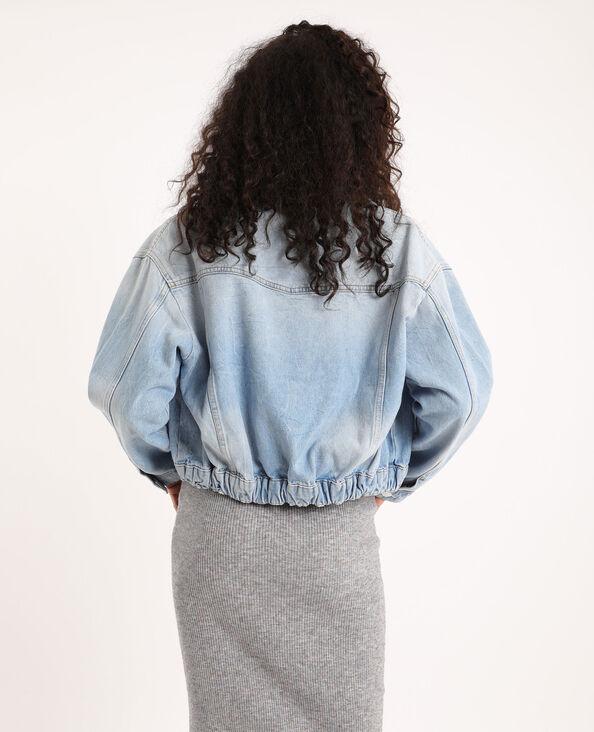 Jeansjasje blauw - Pimkie