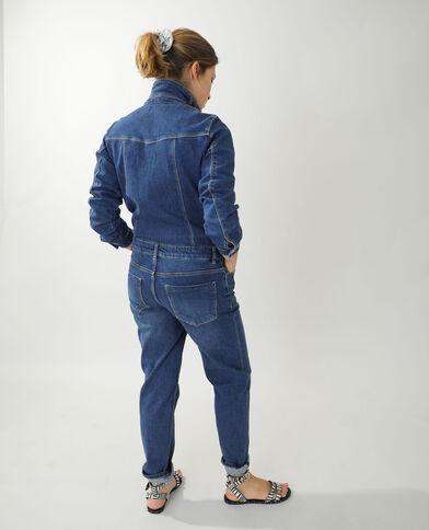Jumpsuit van jeans denimblauw - Pimkie