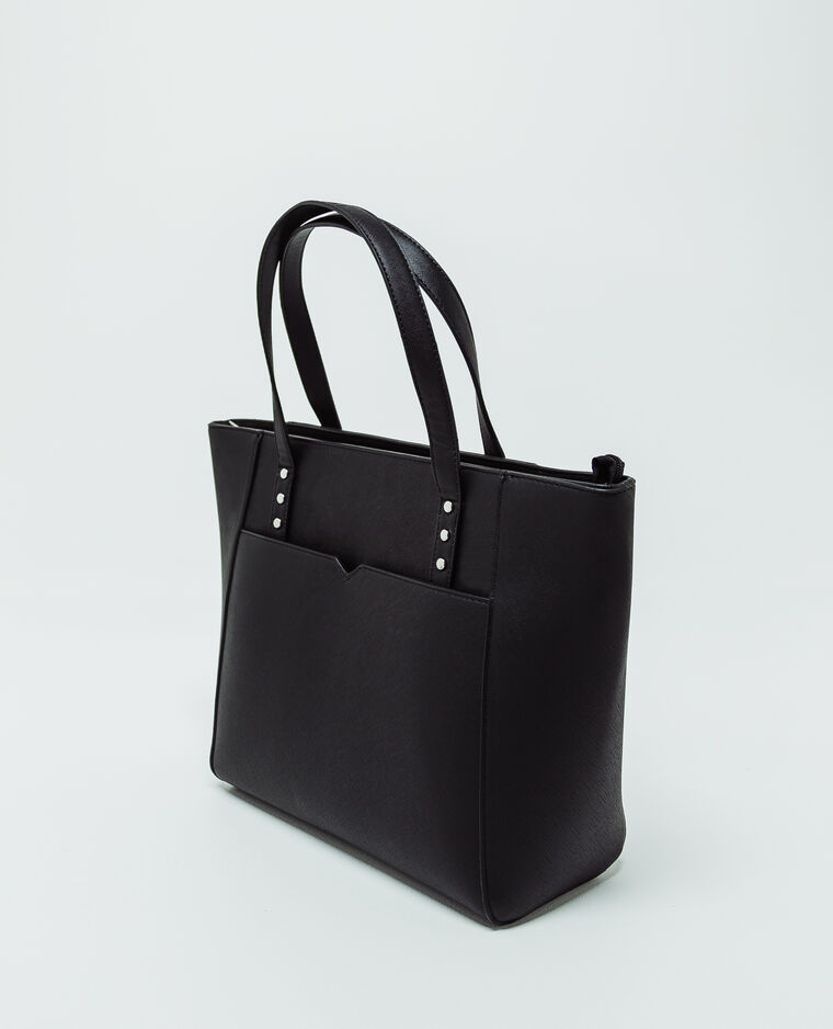 Harde shopper zwart