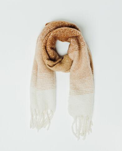 Sjaal met franjes 786C37