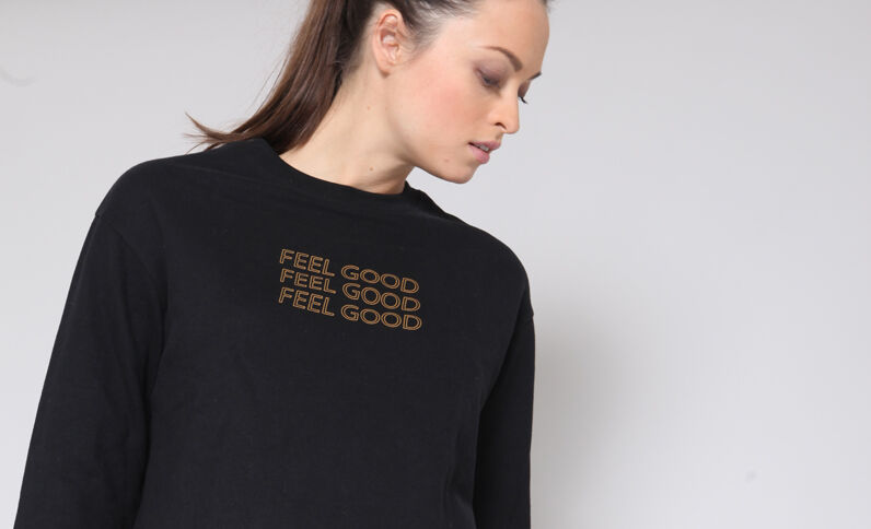 Sweat feel good noir