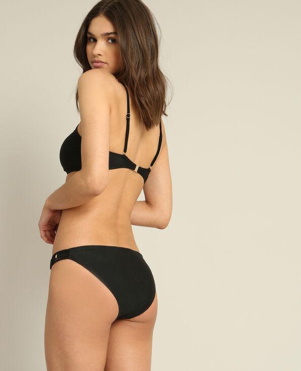 Bikinislip zwart