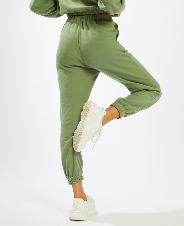 Pantalon de jogging vert clair - Pimkie