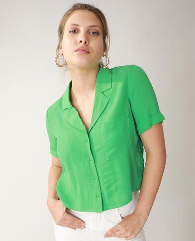 Hemd groen - Pimkie