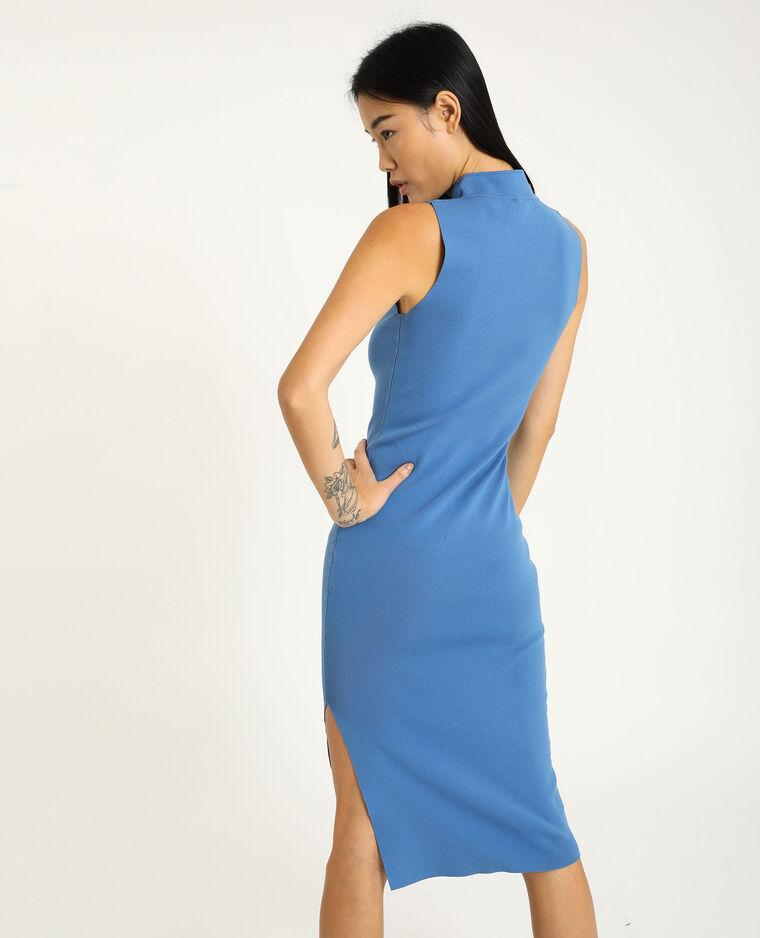 Robe moulante bleu - Pimkie