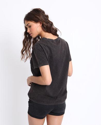 T-shirt Dirty Dancing noir