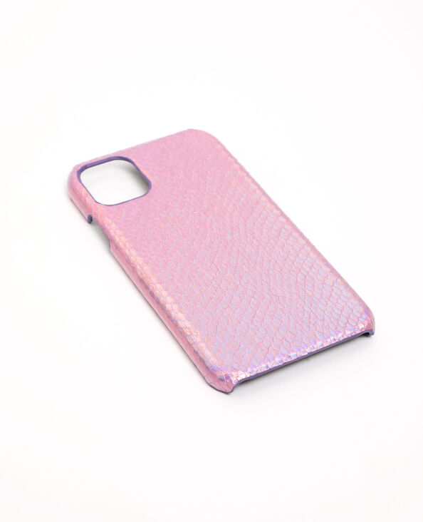 Coque iPhone XR/11 rose