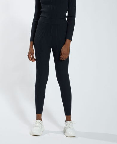 Pantalon côtelé noir - Pimkie