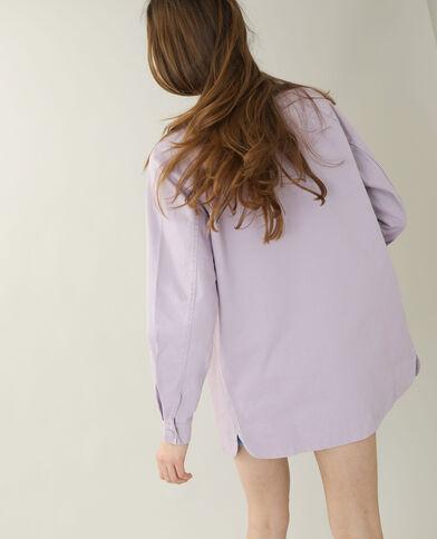 Wijd overhemd roze - Pimkie