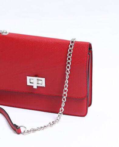 Boxy-tasje rood