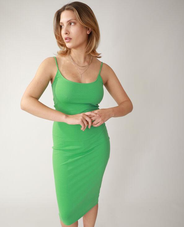 Strakke jurk groen - Pimkie