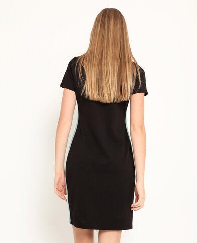 T-shirtjurk zwart