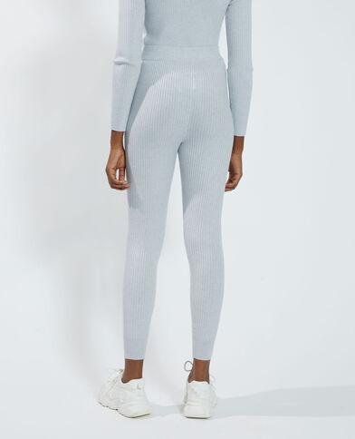 Pantalon côtelé gris - Pimkie