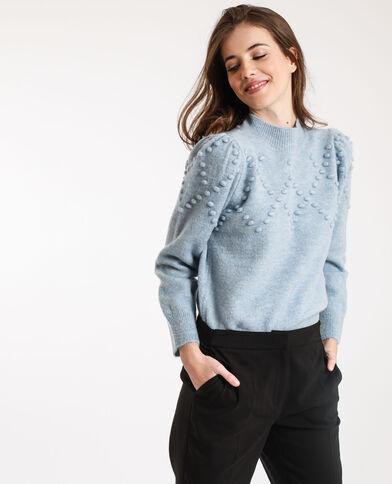 Originele trui hemelsblauw