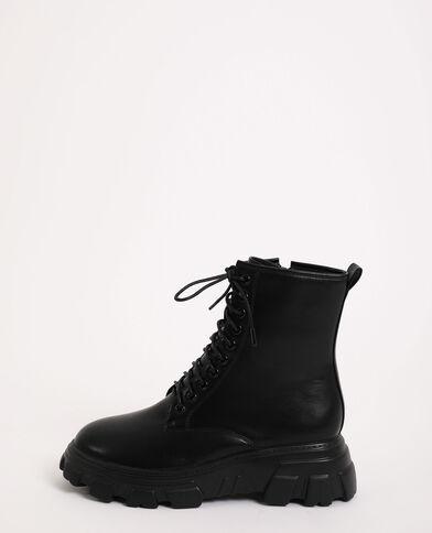 Ultralichte laarzen zwart
