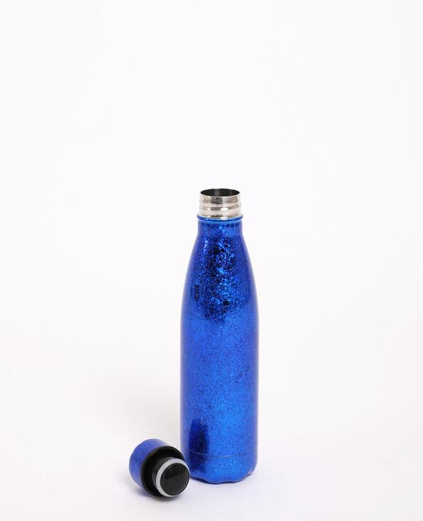Gourde isotherme bleu