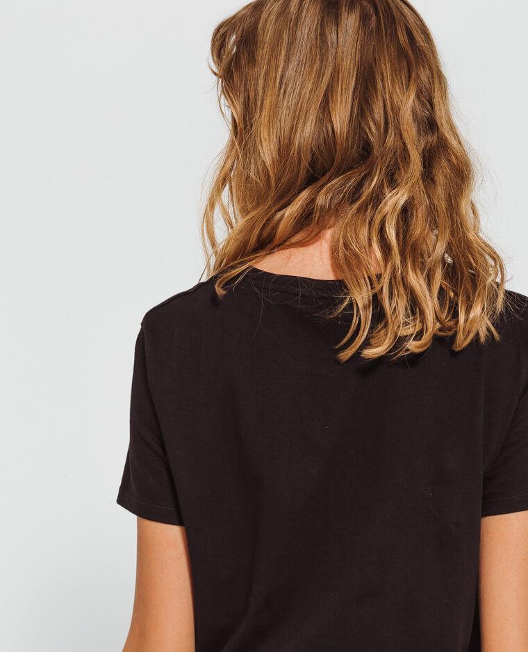 T-shirt Limited Edition noir