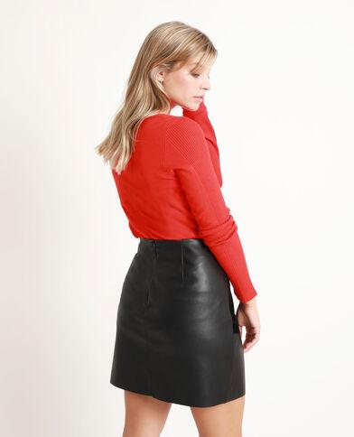 Basic trui rood