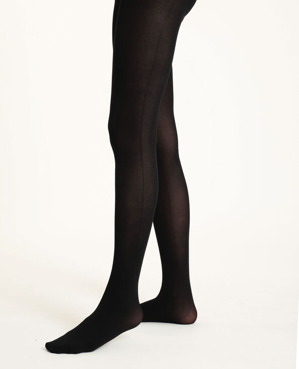 Collants 120 deniers noir