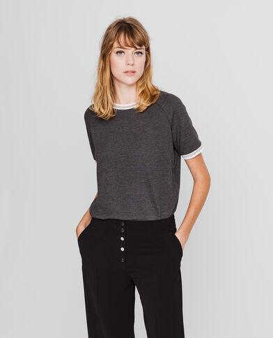 Sportief T-shirt grijs
