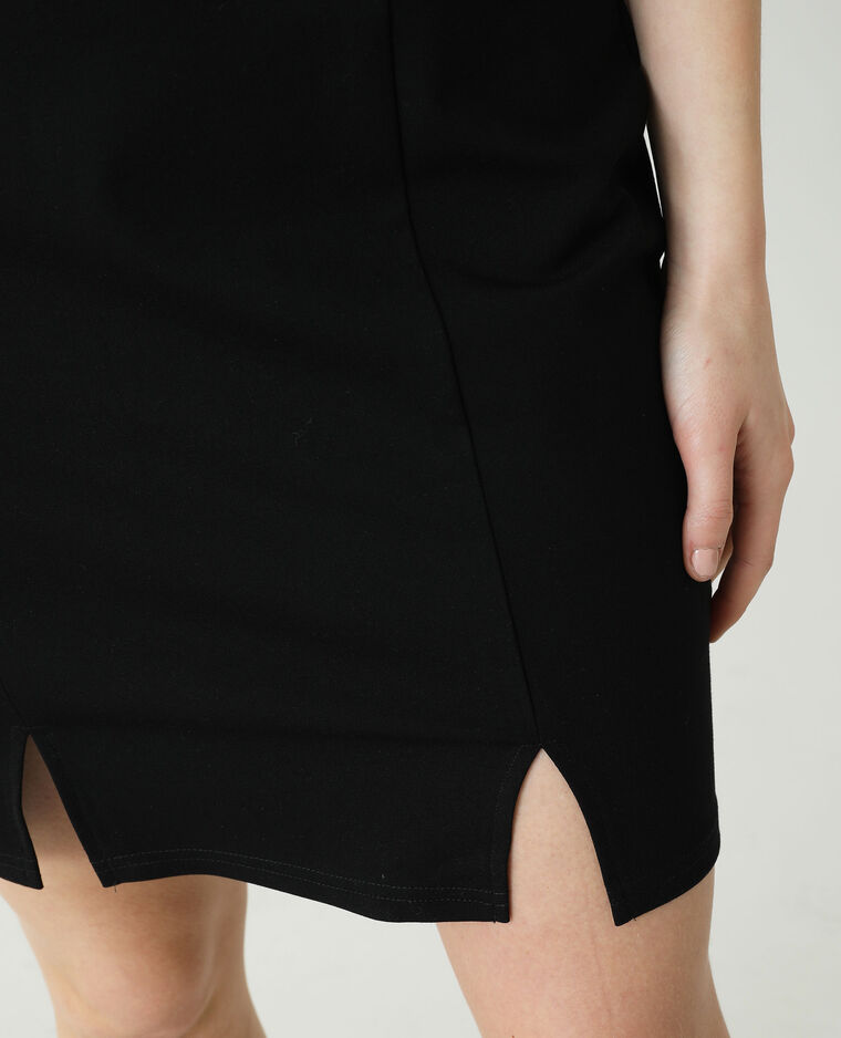 Robe fourreau noir - Pimkie