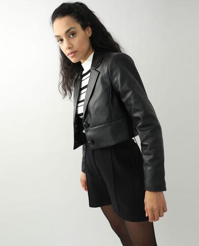 Kort jasje zwart - Pimkie