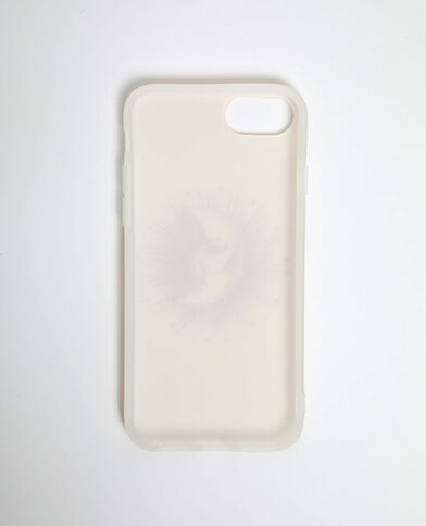 Coque astro compatible iPhone gris