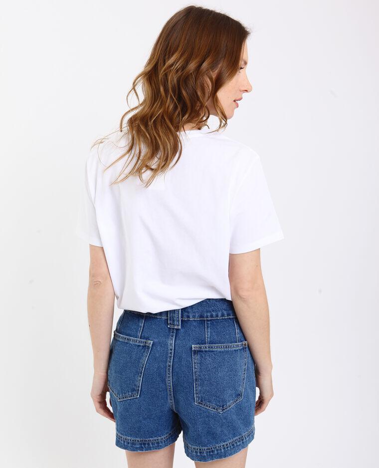 T-shirt Amore blanc
