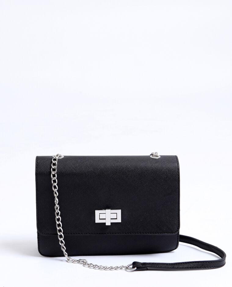 Boxy-tasje zwart