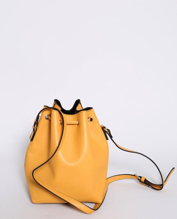 Buideltasje geel