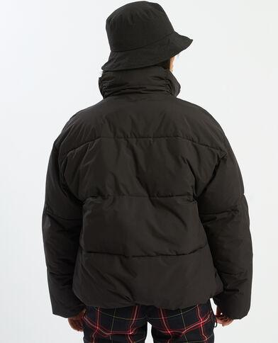 Doudoune courte oversize noir - Pimkie