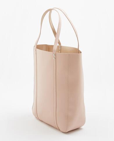 Omkeerbare shopper roze