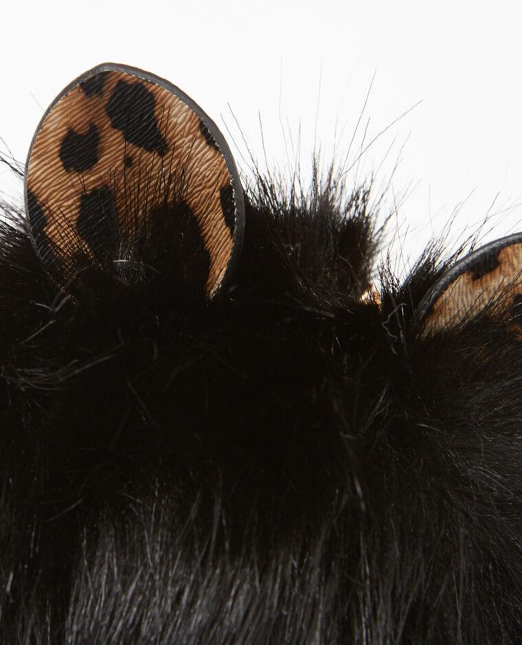Porte-clés monster noir - Pimkie