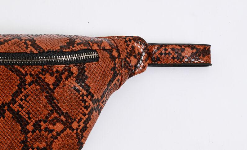 Sac banane python orange