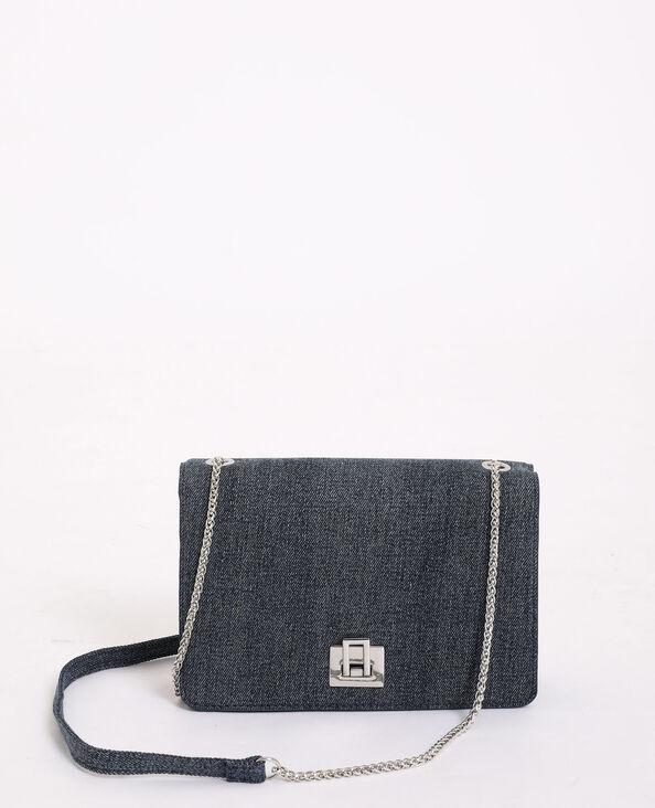 Petit sac à bandoulière bleu