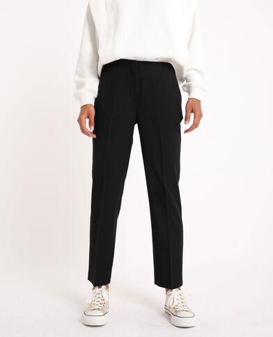 Rechte broek zwart