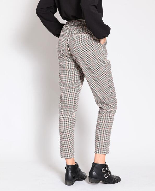 Pantalon city marron