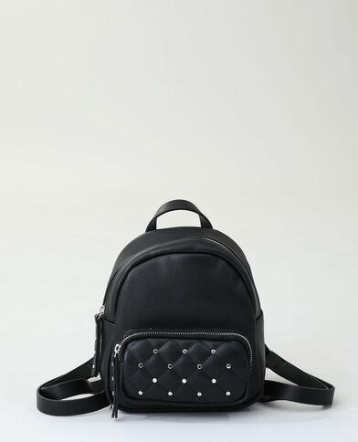 Mini sac à dos noir - Pimkie