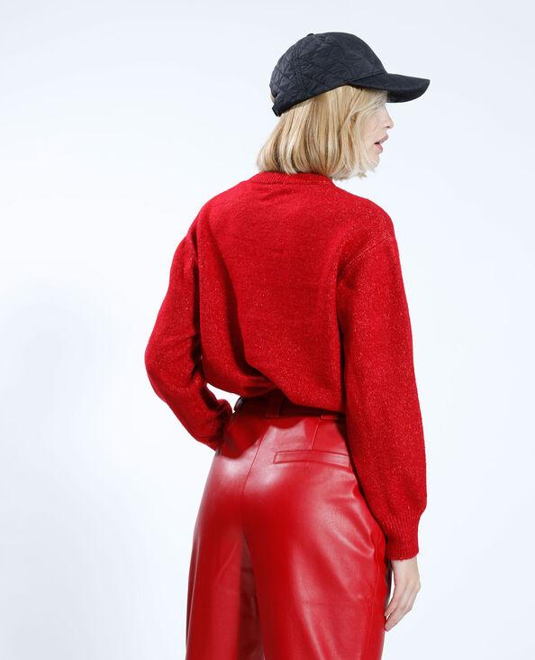 Basic trui rood - Pimkie