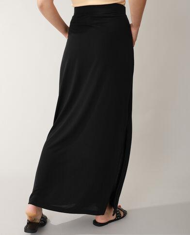Lange rok zwart - Pimkie