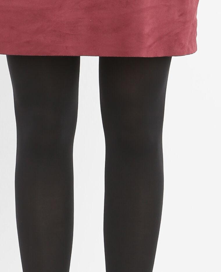 Corrigerende panty's zwart