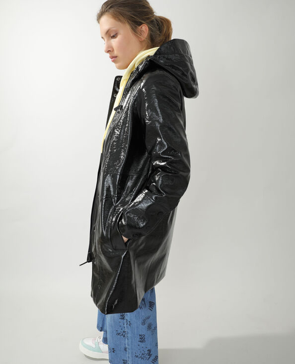 Regenjas zwart - Pimkie