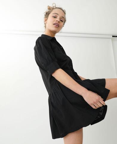 Hemdjurk zwart - Pimkie