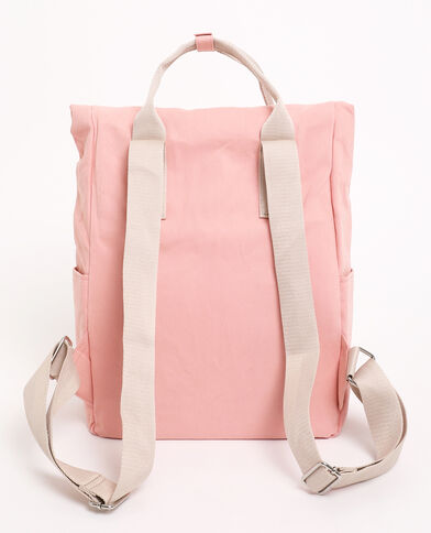 Stoffen rugzak roze - Pimkie