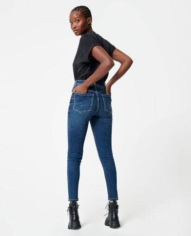 Skinny push-up jeans denimblauw - Pimkie