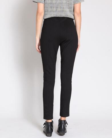 Legging met hoge taille zwart