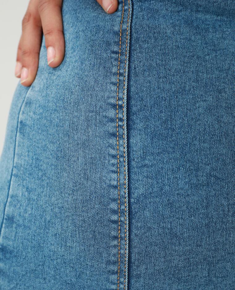 Jeansrok denimblauw - Pimkie