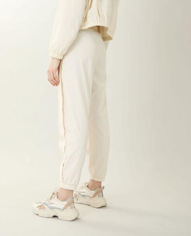 Winddichte broek beige - Pimkie