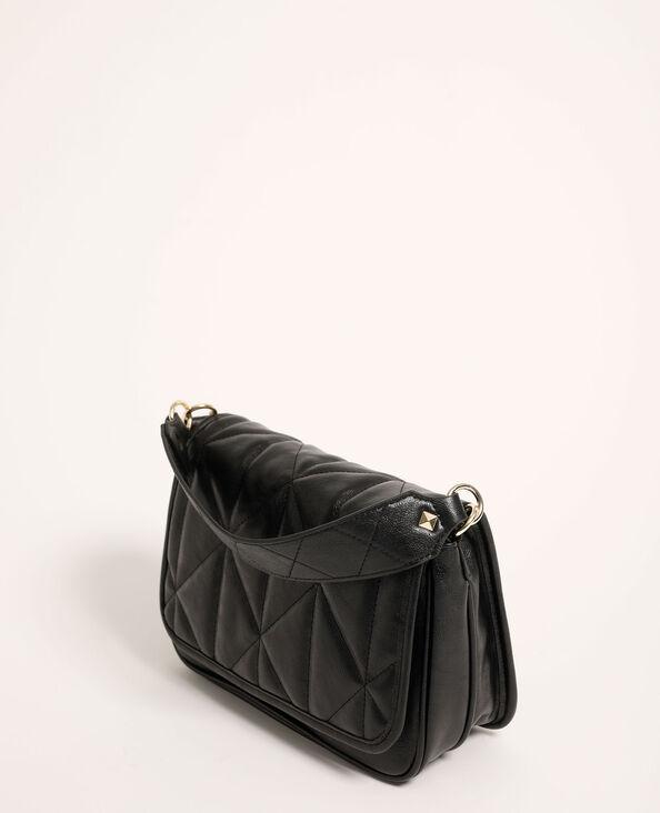 Gewatteerde schoudertas zwart - Pimkie